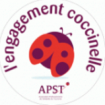 logo engagement coccinelle